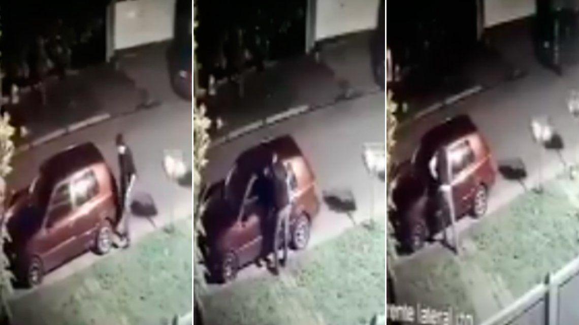 A sangre fría: así fue el asalto en que mataron a una nena de 12 años en La Plata