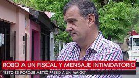 Fiscal Ricardo Bruzzone, titular de la UFI 1 descentralizada de Ezeiza