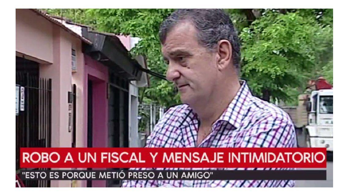 Fiscal Ricardo Bruzzone