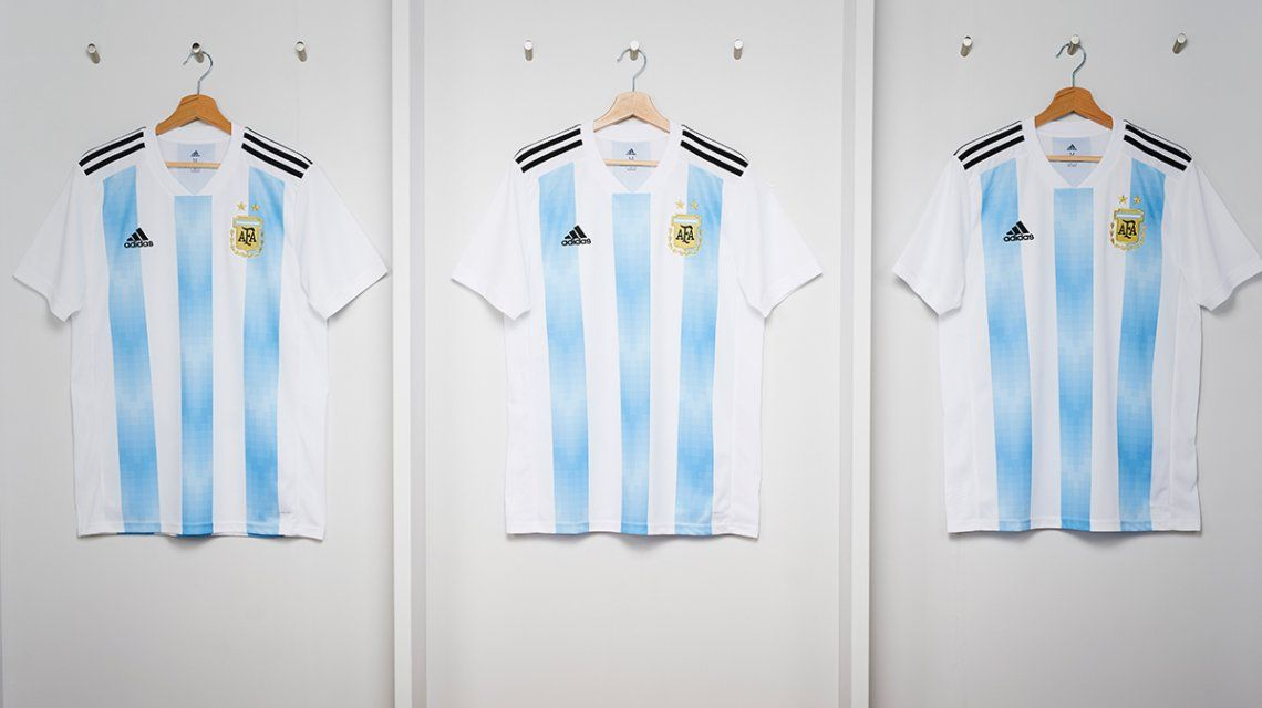 La tela de la camiseta de la Selección se hace en el lugar menos pensado