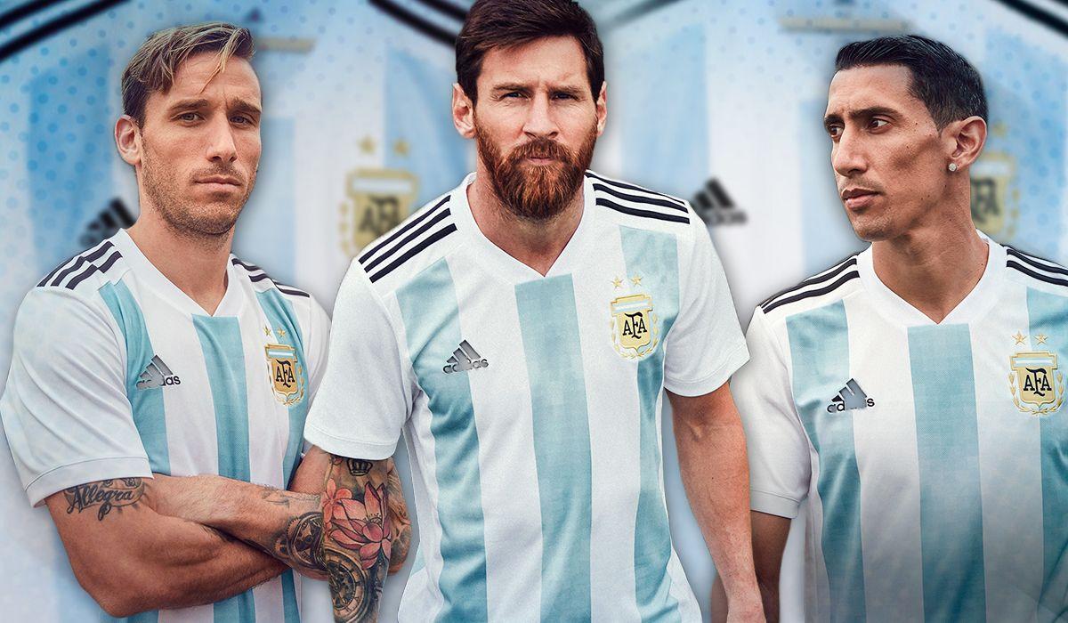 La camiseta de la Selección para Rusia 2018