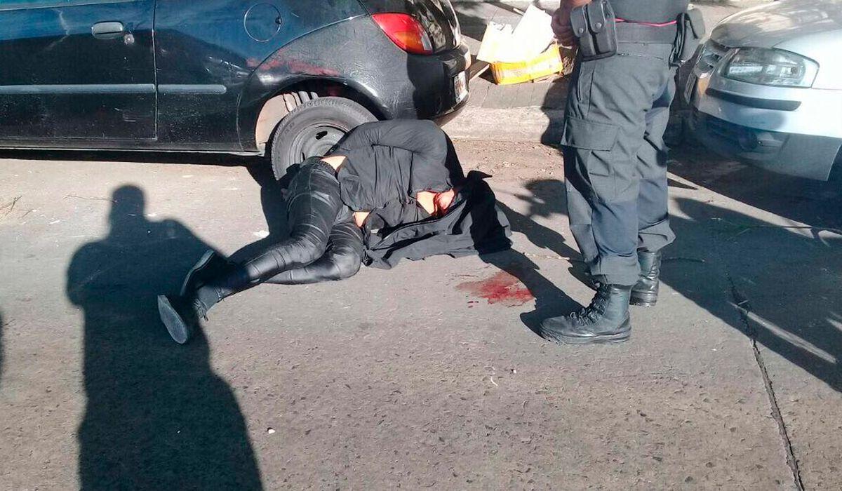 Tres personas fueron detenidas