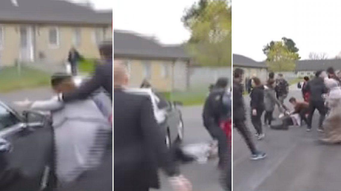 Escándalo en Dinamarca: una ministra atropelló a una manifestante e intentó fugarse