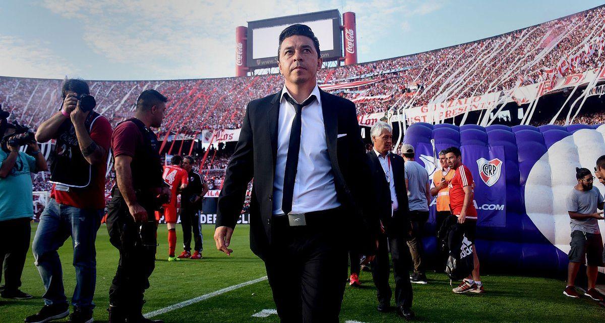 River: DOnofrio le ofrecerá a Gallardo un contrato por cuatro años si gana las elecciones