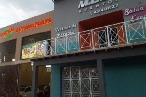 El robo fue en el karaoke M-Dos en Salta capital
