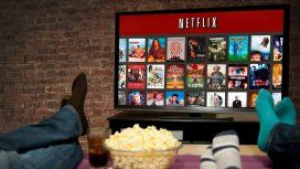 Insólito: robó un televisor, se conectó a Netflix y lo atraparon