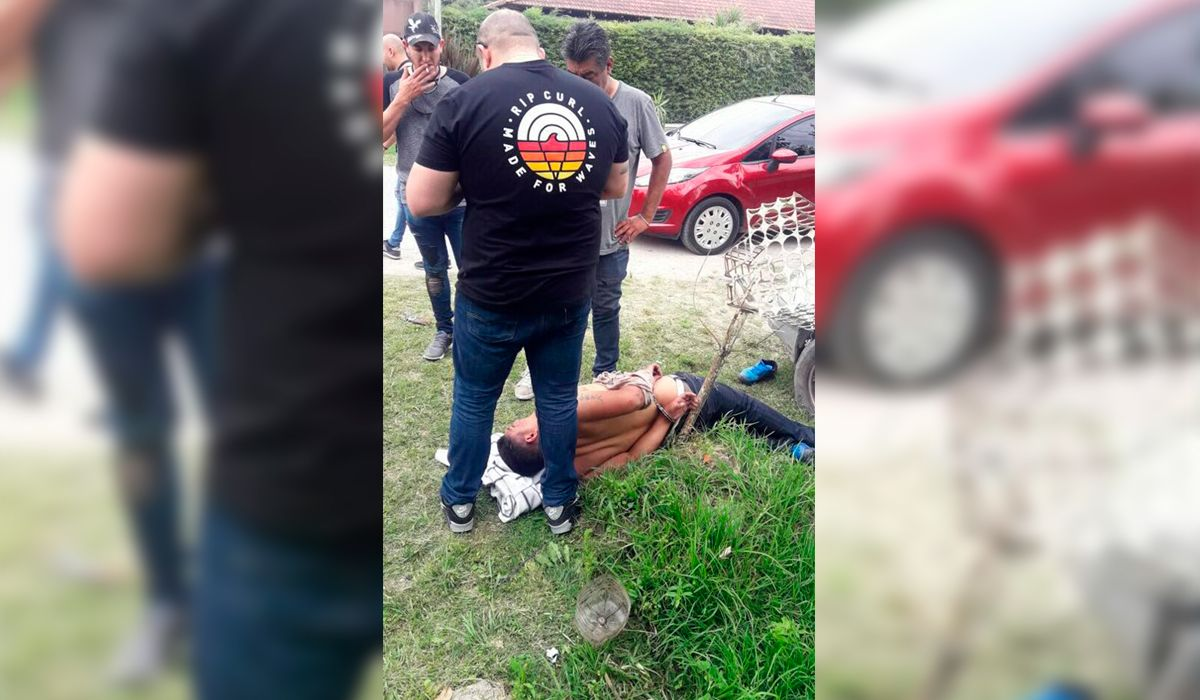 La Plata: detuvieron a uno de los autores del crimen de la nena de 12 años