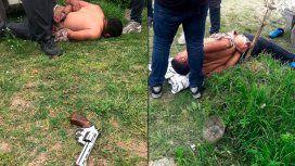 Pepito, uno de los detenidos por el crimen de Abril Bogado.