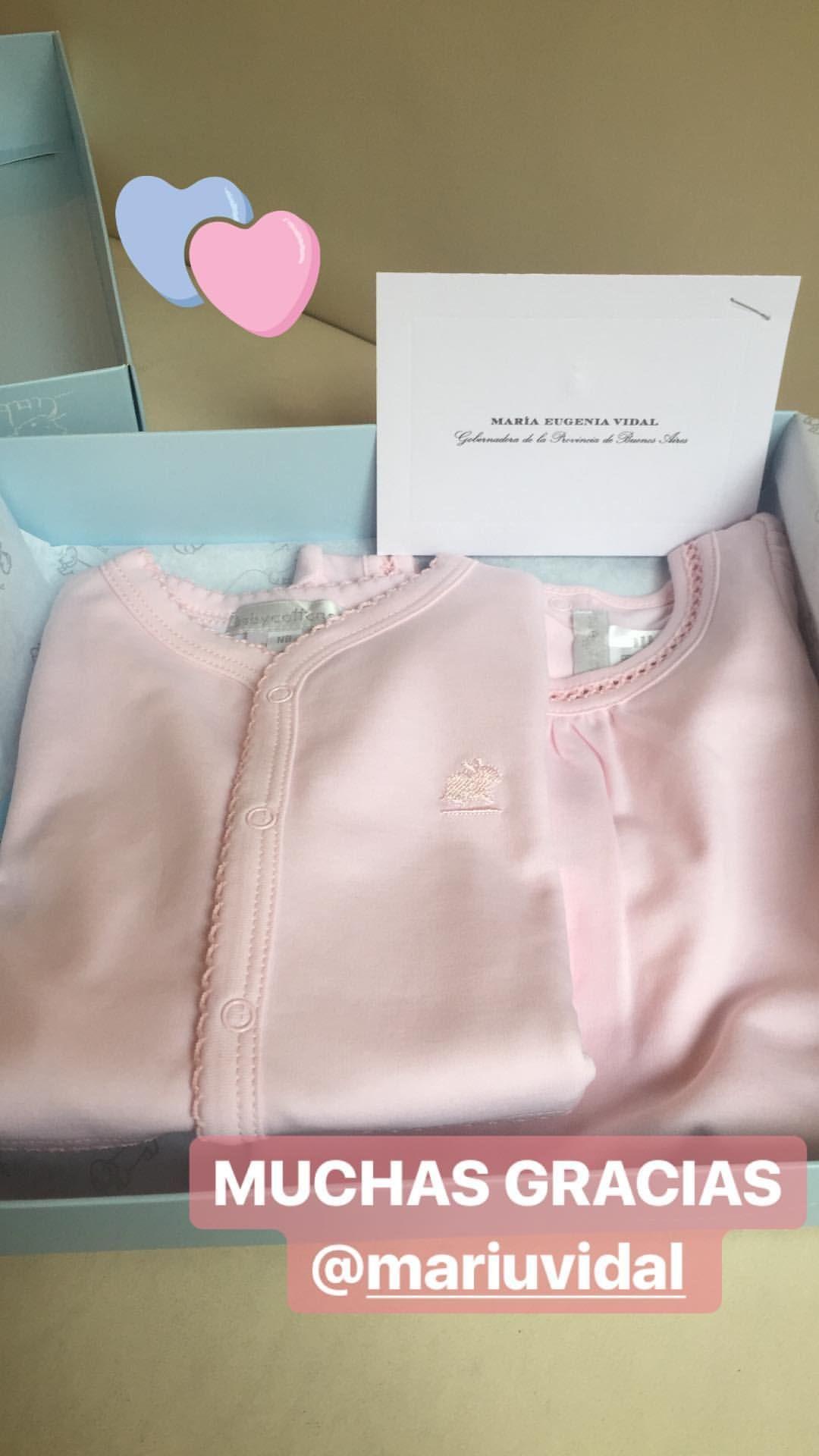 El regalo de Vidal a Insaurralde por el nacimiento de Chloé