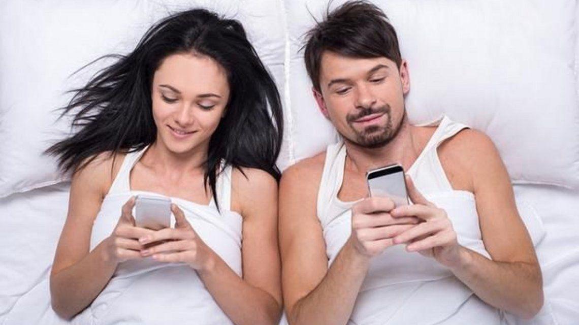 Los sexólogos también corroboran cada uno pegado a su pantalla