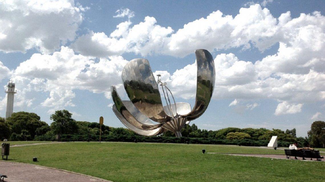 Domingo algo nublado en Capital y Gran Buenos Aires