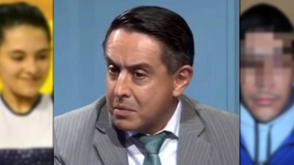 Este es el juez José Villafañe que liberó al asesino de Abril