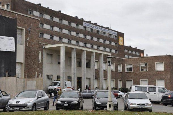 Hallan restos óseos en hospital argentino