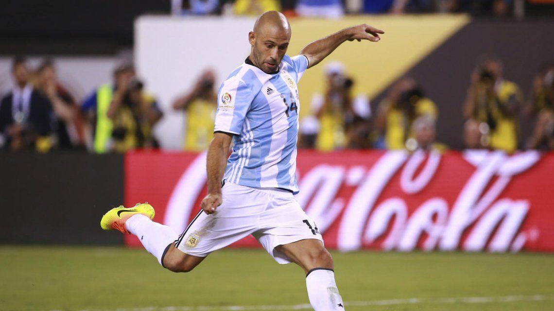 Mascherano confesó qué hubiera hecho si Argentina no clasificaba al Mundial