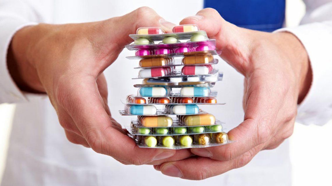 Cayó un 7%  la producción de medicamentos en los últimos 9 meses
