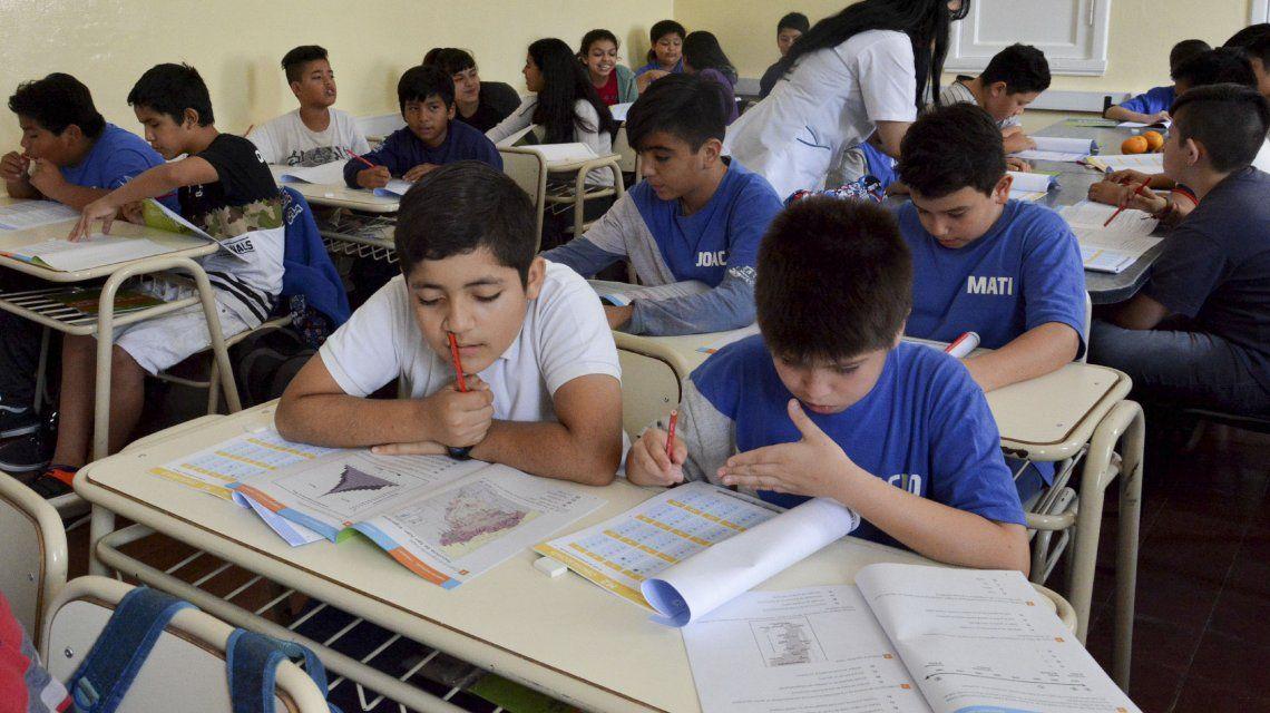 Pruebas Aprender: mejoró el rendimiento en Lengua pero aún 4 de cada 10 chicos no sabe Matemáticas