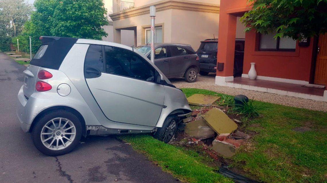 Hernán Piquín, víctima de un violento intento de robo en Pilar: balearon su auto y su casa