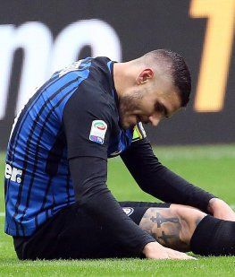 Justicia: a Icardi lo destrozaron en el vestuario del Inter