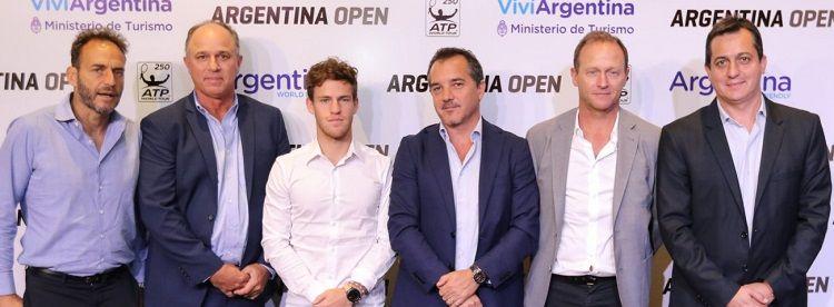 Dos top ten, un showman y el crédito local: el potente cuadro del Argentina Open 2018