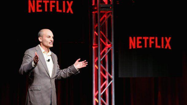 Todd Yellin, VP de Producto e Innovación de Netflix