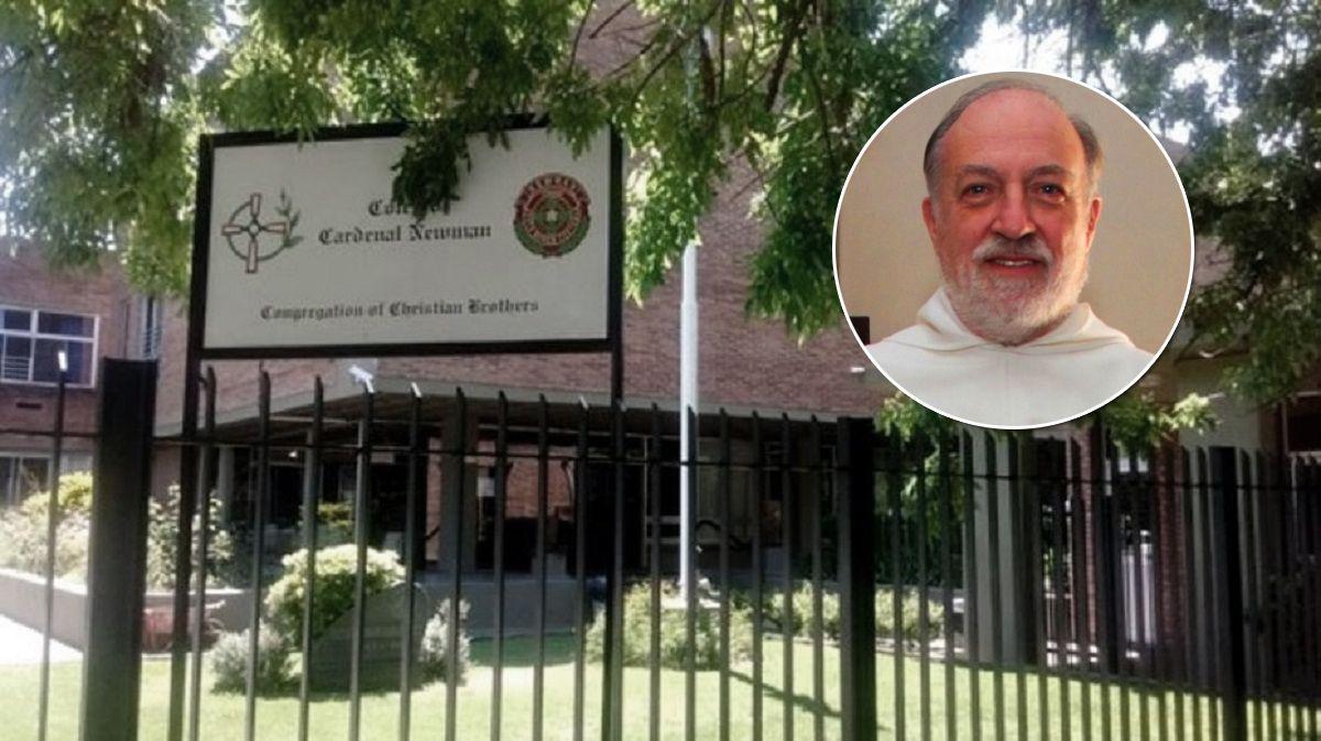 Habló el cura expulsado del colegio Newman por situaciones irregulares con alumnos