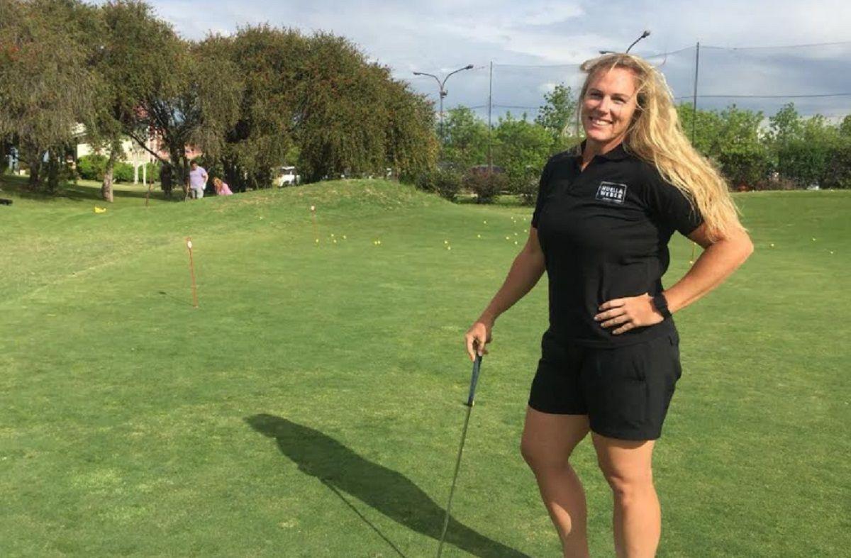 Me encanta el golf