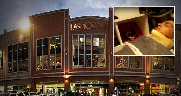 Rugbiers atacaron a un custodia en un shopping