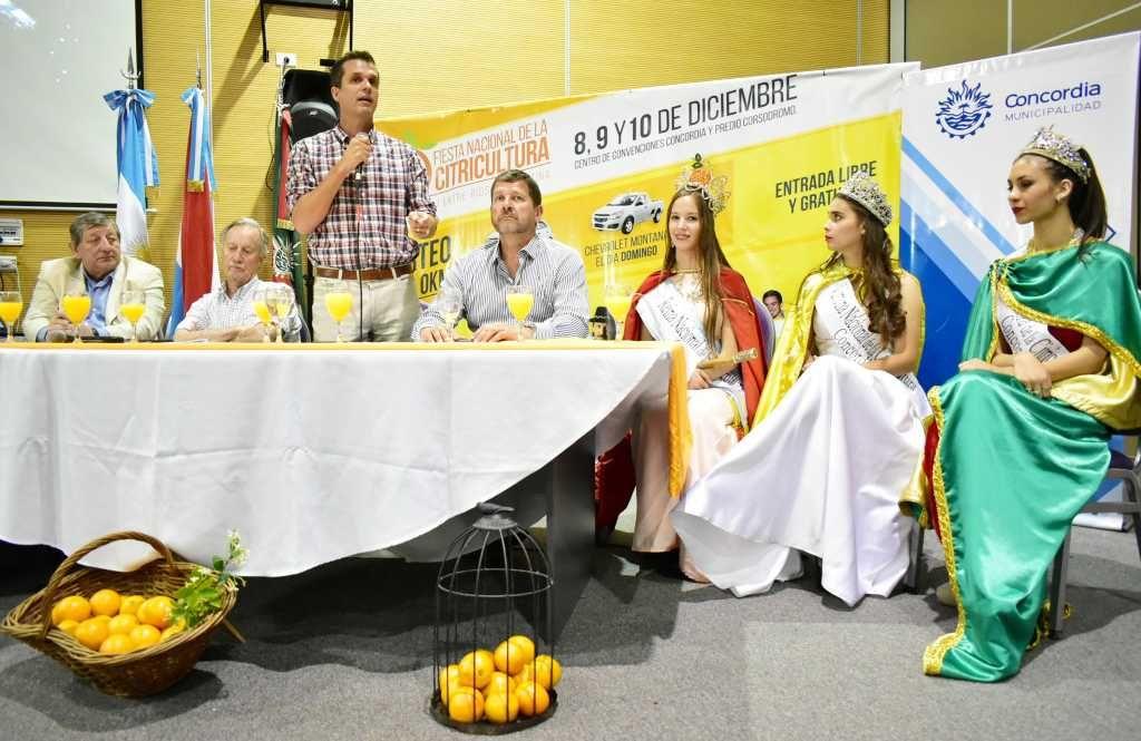 La Citricultura, la fiesta tradicional y emblemática de Entre Ríos cumple 40 ediciones