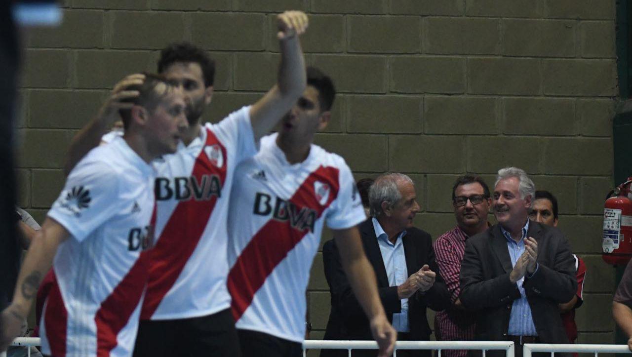 River, campeón de la Copa Argentina de futsal