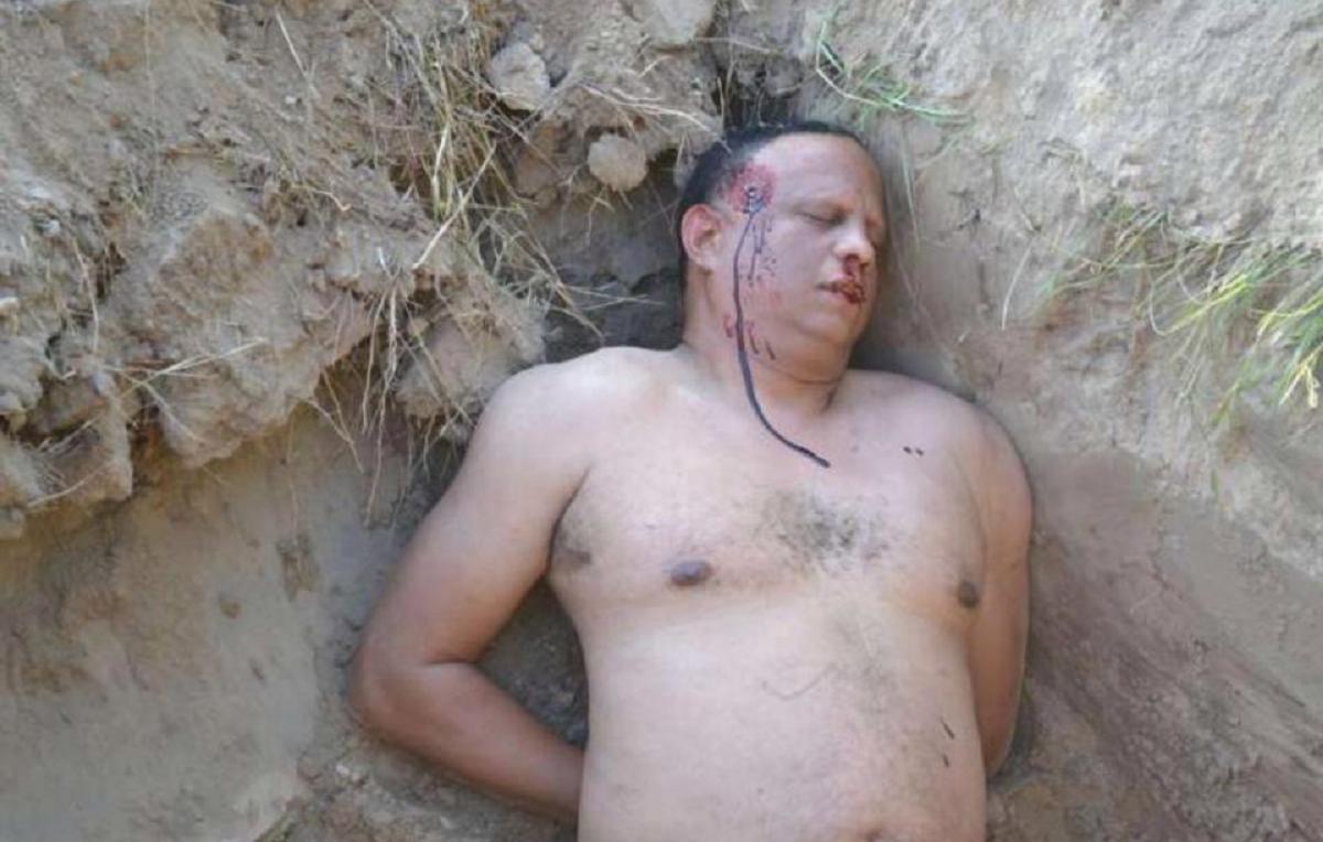 Fingió su muerte para probar que su mujer lo mandó a asesinar