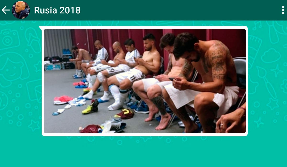 El Whatsapp de la Selección: El reto de Messi tras el papelón