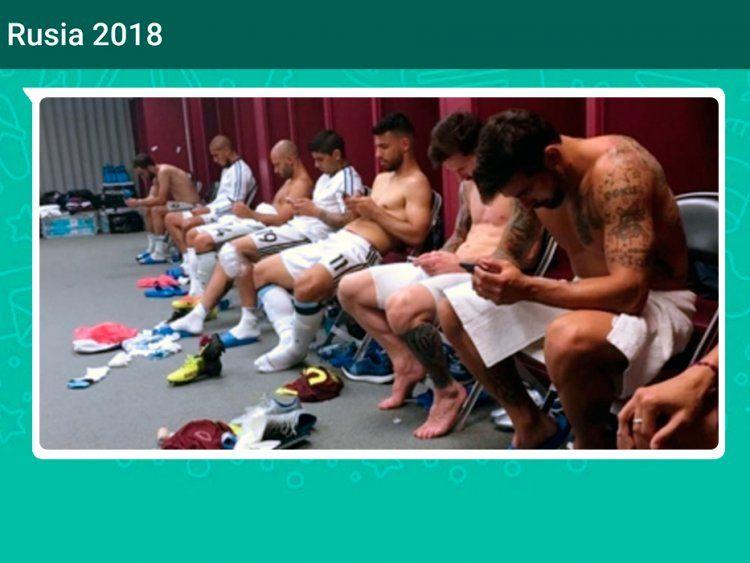 El Whatsapp de la Selección: El reemplazante de Biglia