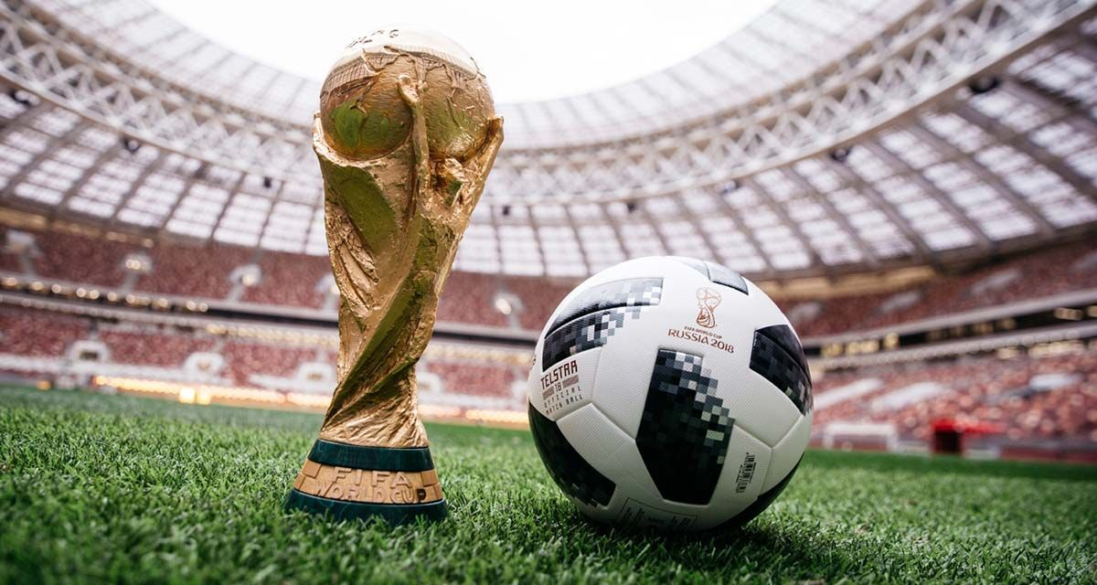 La pelota del Mundial de Rusia, la Telstar 18, se usará también en la Superliga argentina