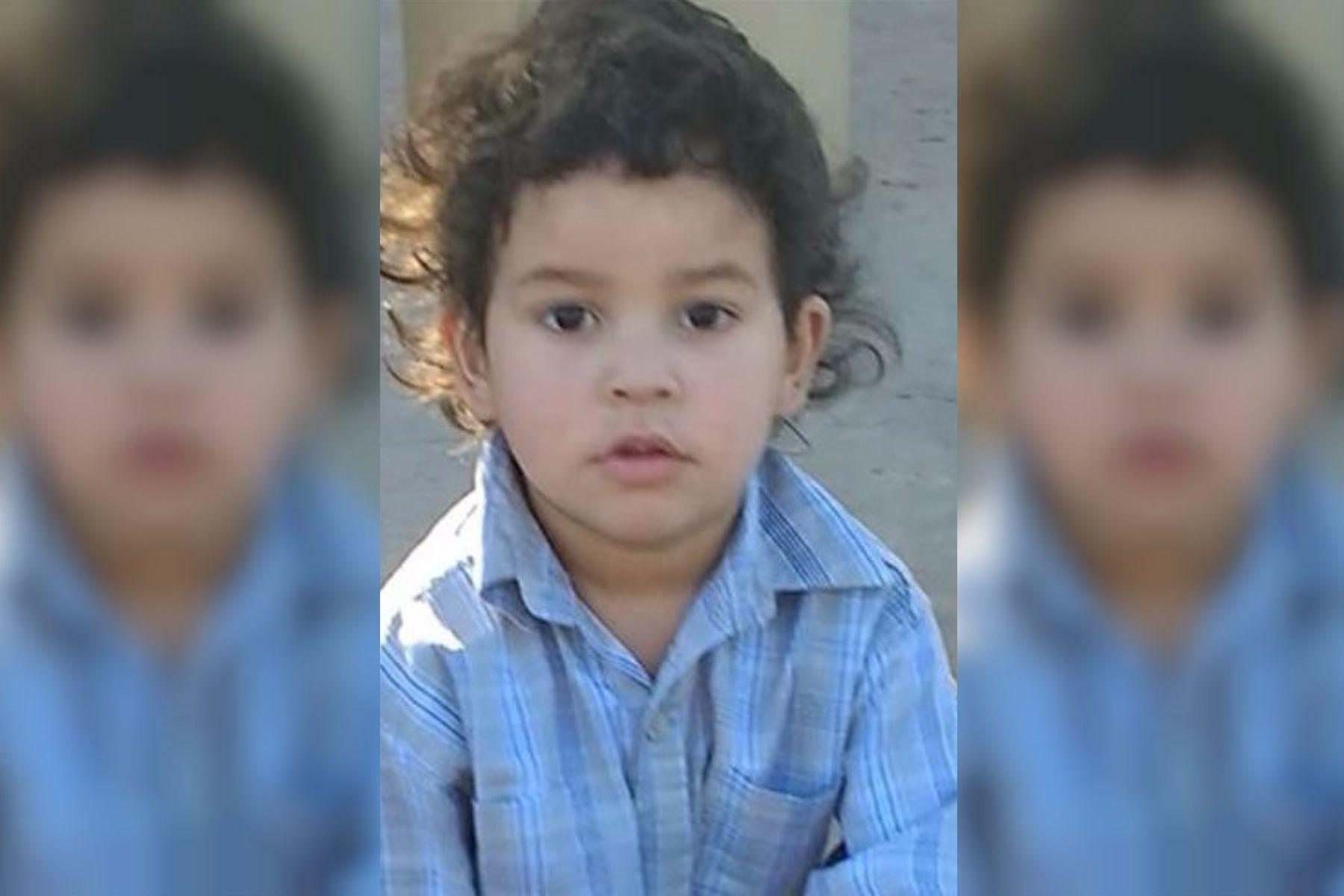 Hallaron a un nene en la calle hace casi tres meses y aún buscan a su familia