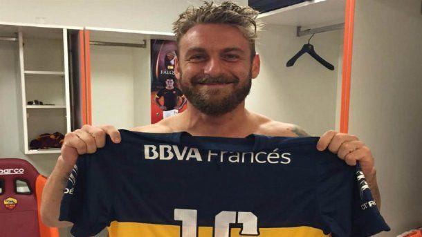 Daniele De Ross sueña con jugar en Boca