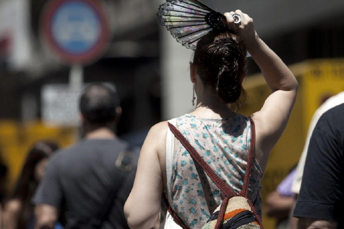 Viernes muy caluroso en Capital y Gran Buenos Aires