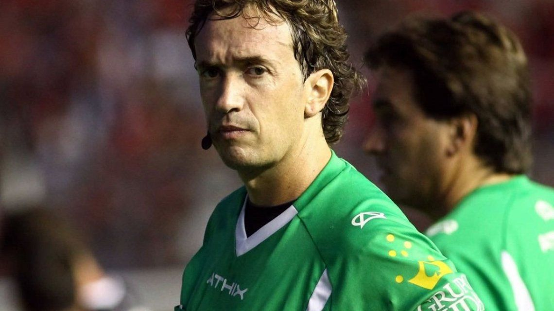 Copa Argentina: el particular uniforme de los árbitros para generar conciencia