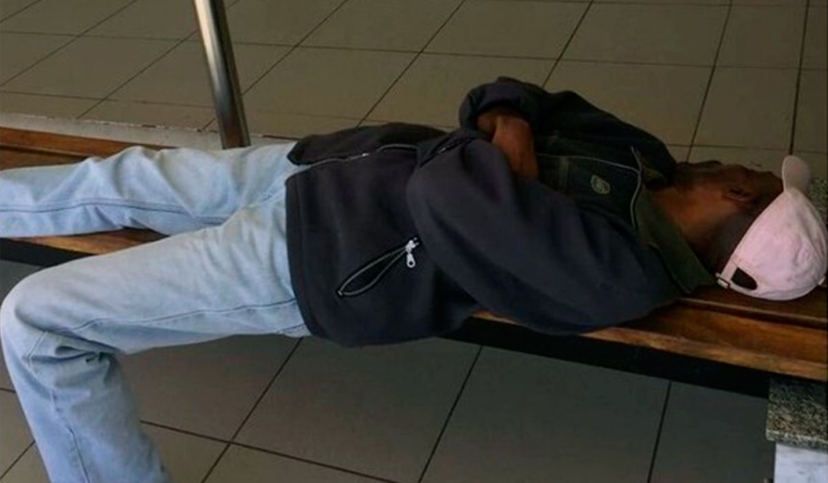 Ocurrió en el aeropuerto de Rosario
