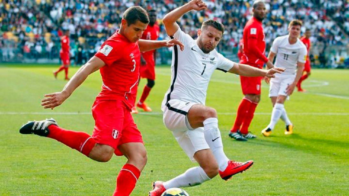Mundial: Perú clasificó pero ahora aseguran que podría no ser habilitado para jugar