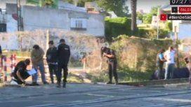 Salía de bailar y fue arrollada por un tren en Palermo