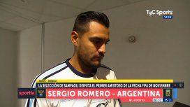 ¡Sin Messi! La promesa de Romero si Argentina gana el Mundial