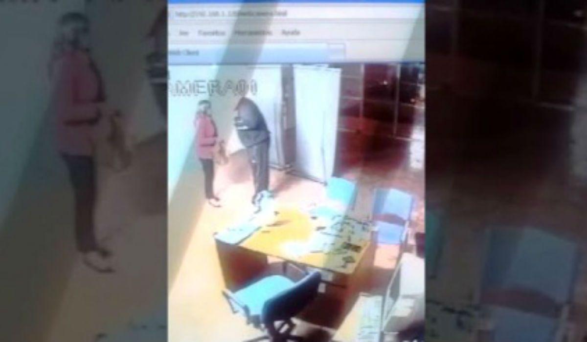 Brutal agresión del jefe de Anses de Mendoza a su secretaria