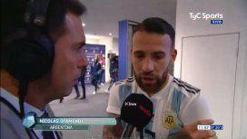 La promesa de Arévalo: el periodista buscó sumar a sus compañeros y quedó en offside