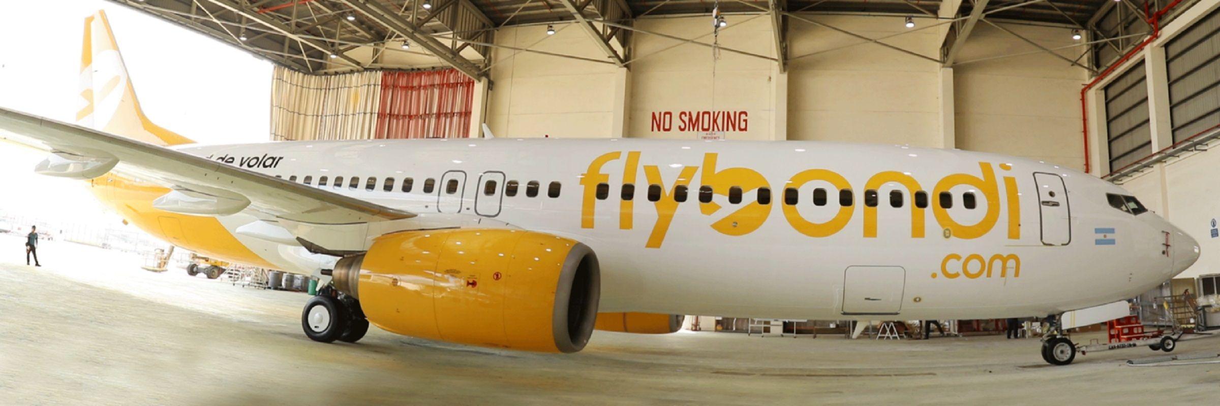 El avión llegará al país en los próximos días