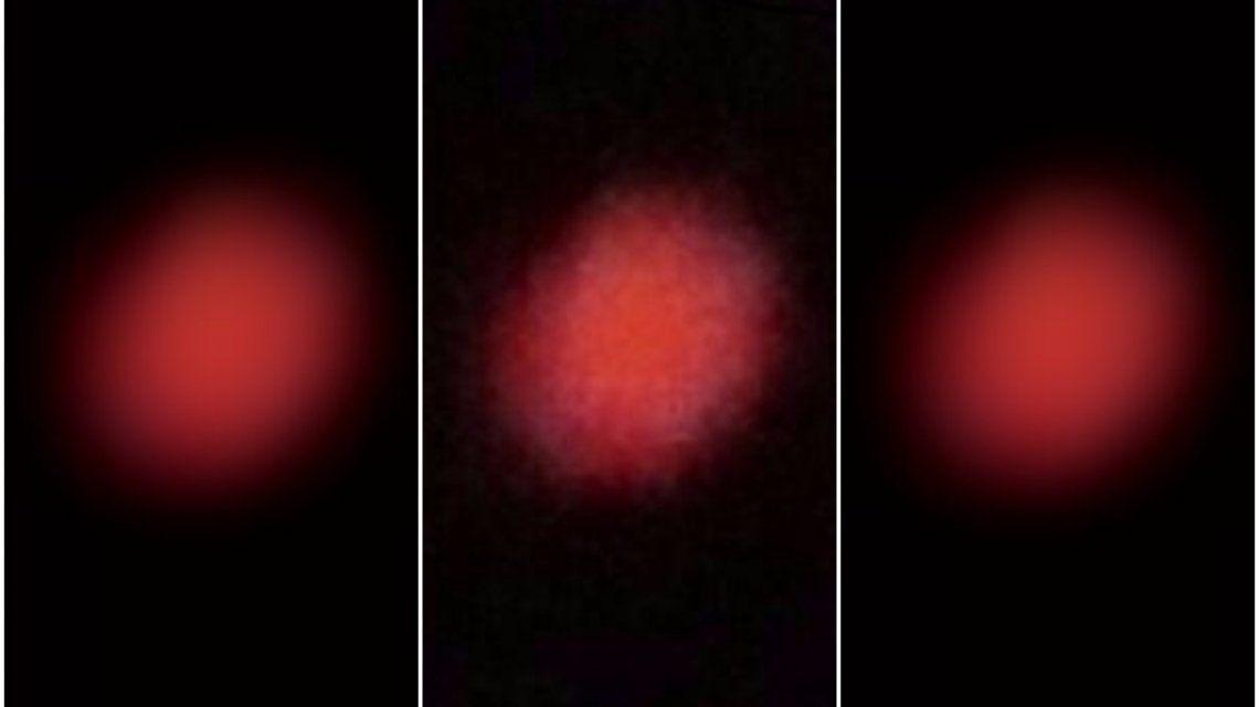 Misterio en Salta: una extraña luz apareció en el cielo antes de un sismo