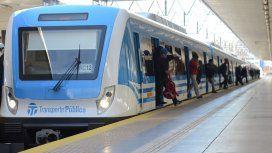Maquinistas reclaman vidrios antibalas en los trenes