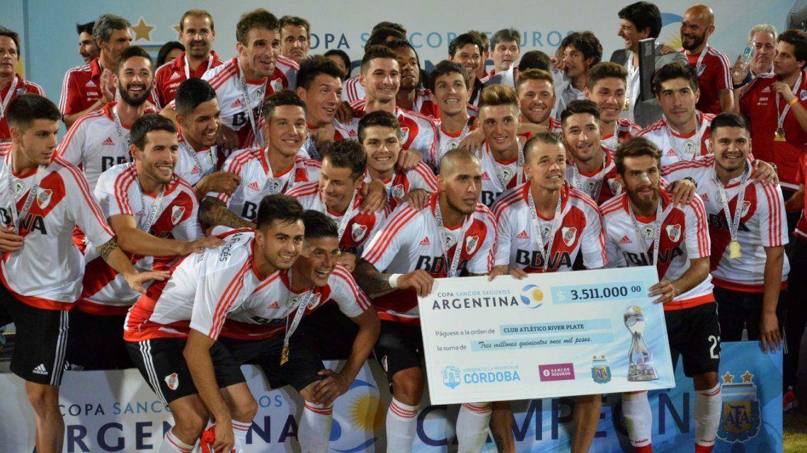 El equipo de Gallardo quiere repetir el título como en 2016.