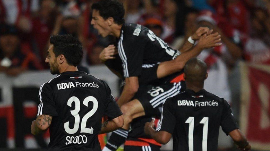 River goleó a Morón en la semi de la Copa Argentina