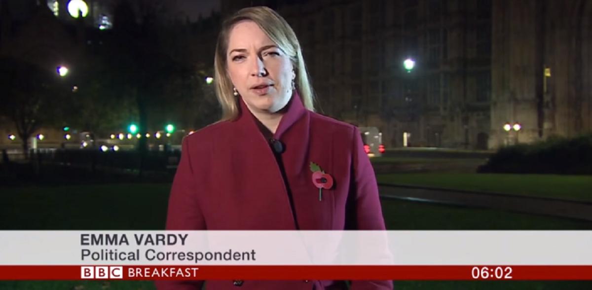 VIDEO: Un informe de la BBC se ve interrumpido por sonidos sexuales