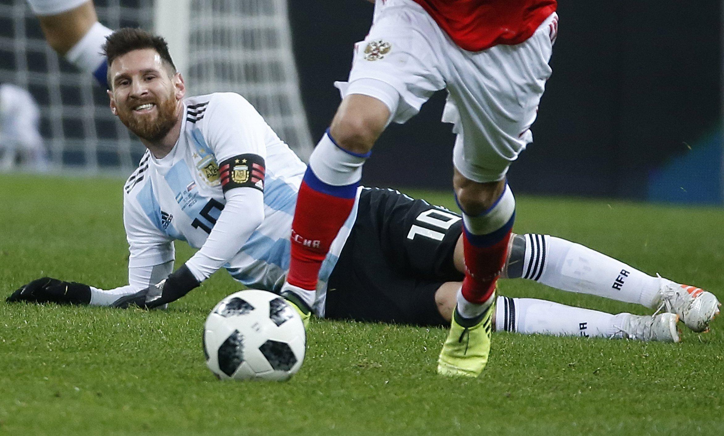 Rusia 2018: así quedó el fixture del Mundial
